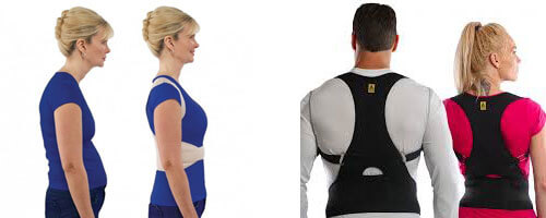 posture brace rounded shoulders
