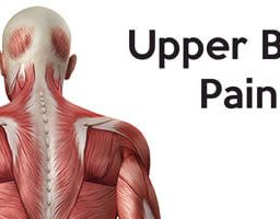 upper back pain solution